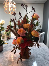 bloom fresh arrangement