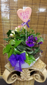 Bloomers Dish Garden