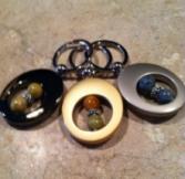 Bloomin Bead Keychain