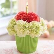 Bloomin' Cupcake Birthday