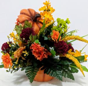 Bloomin' Pumpkin  in Douglasville, GA | The Flower Cottage & Gifts, LLC