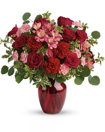 Blooming Belle Mixed Vase
