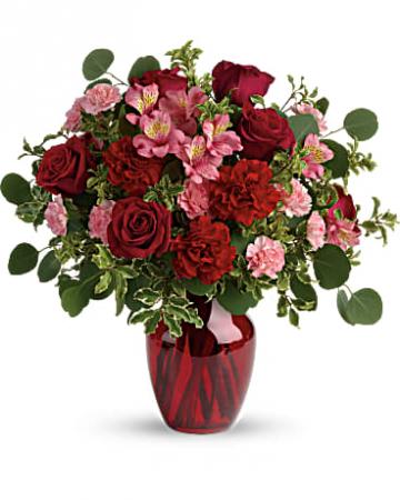 Blooming Belles Bouquet Arrangement