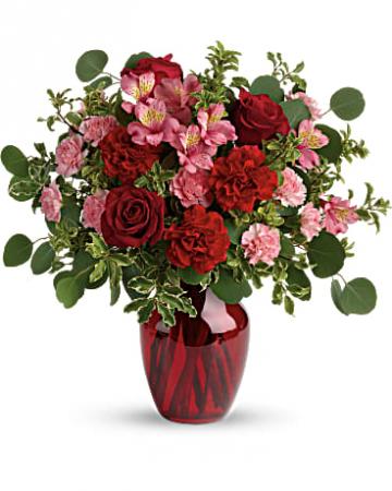 Blooming Belles Bouquet Fresh Floral Arrangement