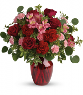 Blooming Belles Bouquet HLR021B