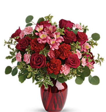 Blooming Belles Bouquet  Valentine's Day