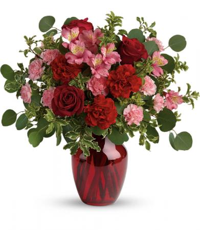 Blooming Belles By Teleflora Arrangement