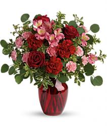 Blooming Belles Vase Arrangement