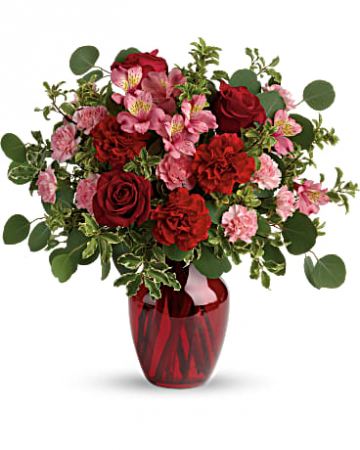 Blooming Belles Vase Arrangement
