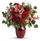 Blooming Bells  Vase