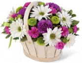 Blooming Bounty Basket N22-4329
