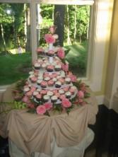 Blooming  cake