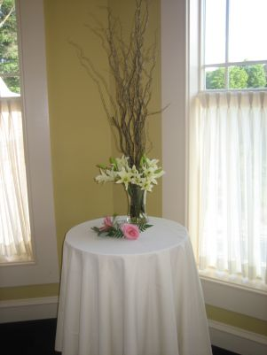 Blooming centerpiece pink 1
