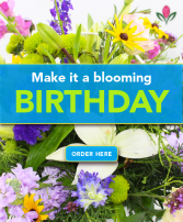 Blooming Day Birthday Designers Choice
