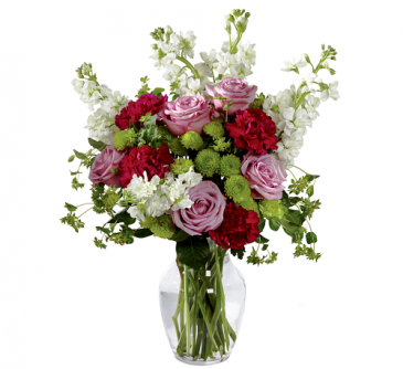 Blooming Embrace  Bouquet
