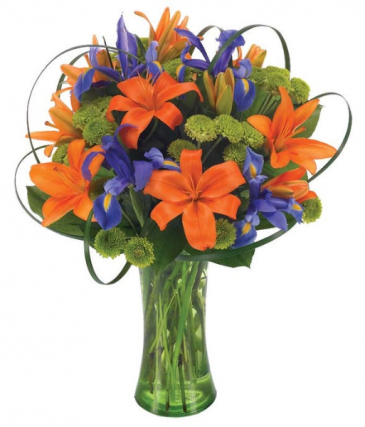 Blooming Glory Floral Bouquet