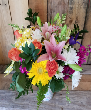 Blooming Joy Fresh in Paris, KY | Chasing Lilies Floral