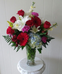Blooming Love Floral Arrangement