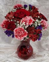 Blooming Love Fresh Vase