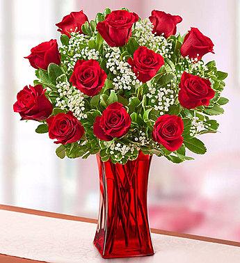 Blooming Love™ Premium Red Roses