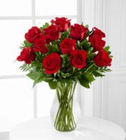 Blooming Masterpiece Vase arrangement