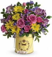 Blooming Pail - 305 Arrangement