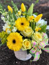 Blooming Sunshine Fresh Cut