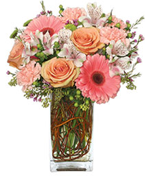 BLOOMING WITH ADMIRATION Bouquet
