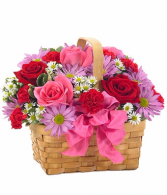 Bloomnet's Basket of Love