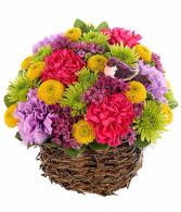 Bloomnet's Easter Basket Surprise