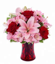 Bloomnet's Only You Bouquet