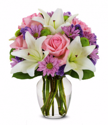 Bloomnet's Spring Celebration Bouquet