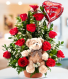 BLOOMS BEAR and BALLOON