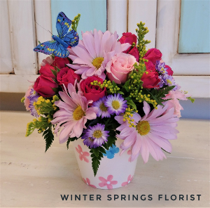 Blooms & Butterfly Wishes   in Winter Springs, FL | WINTER SPRINGS FLORIST AND GIFTS