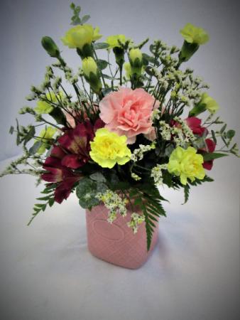BLOOMS FOR YOU FRESH FLOWER ARRANGEMENT