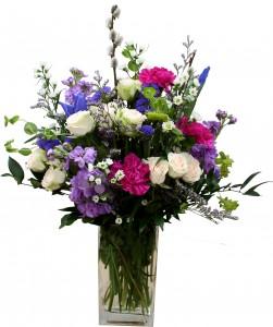 Blooms of Blessing  VaseArrangement