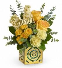 Blooms of Gratitude Fresh Arrangement
