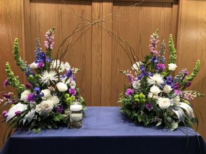 Blooms of Remembrance  T&V Original