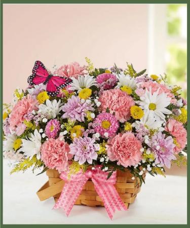 Blossoming Blooms Long Lasting Arrangement!