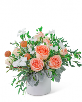 Blossoming Love Flower Arrangement