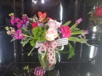 Blossoming Medley Valentine spring mix