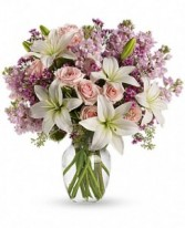 Blossoming Romance Bouquet by Enchanted Florist