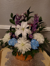 Blossoms Basket