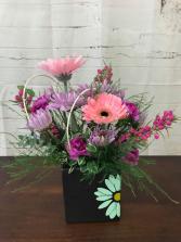 Blossoms For Mom Arrangement