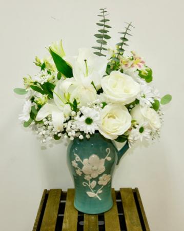 Blossoms of Grace Bouquet