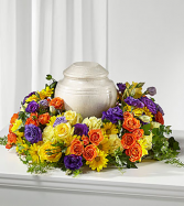 FTD's Blossoms of Remembrance Cremation Adornment
