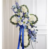 BLUE AND WHITE CROSS WAS $199.00/NOW $165.00