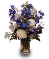 Blue and White, It's a Boy! Arrangement
