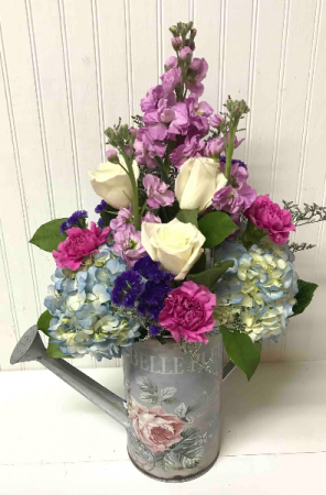 Blue Belle Fleur