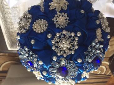 Blue Berry Bouquet